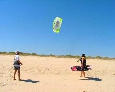 Kite Experience | 1 Pessoa - 2h | Altura Kites