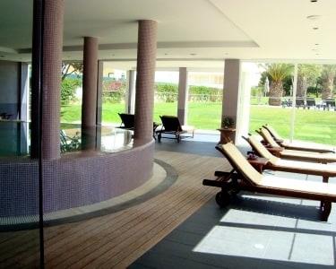 Circuito Termal + Massagem Expresso para Ele | 1 Pessoa - 6h15 | Satsanga Vila Galé Praia