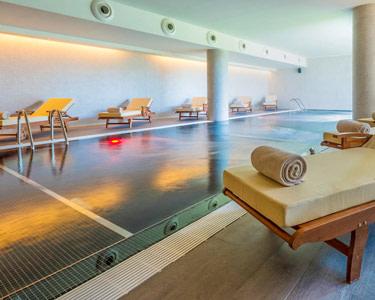 Circuito Águas + Massagem Energy | 2 Pessoas - 3h | El Spa Hotel Tryp Aeroporto