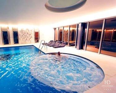Circuito c/ Massagem & Duche Vichy | 1 Pessoa - 1 Dia | Duecitânia Design Hotel