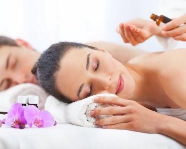 Massagem Óleo de Amêndoas e Ritual | 2 Pessoas - 50 Min. | Espaço Essências
