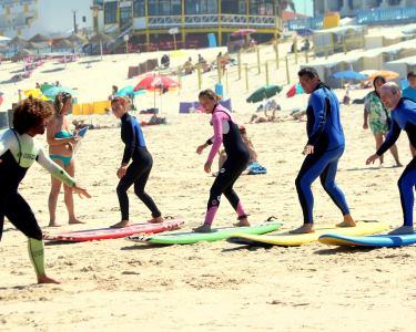 Aula de Surf avulso a 2
