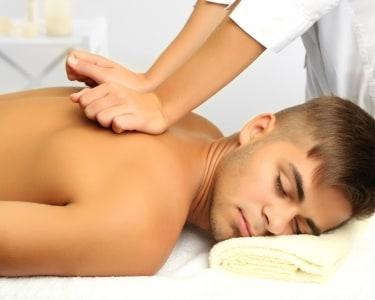 Massagem Terapêutica Tui-Na para Ele | 1 Pessoa - 30 Min. | Aromas do Deserto Braga