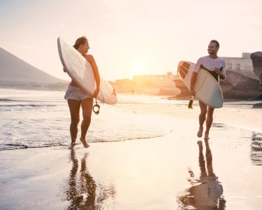 Aula de Surf em Peniche para 2