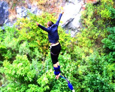 Salto Pendular | 1 Pessoa - 1h | Aventuresca