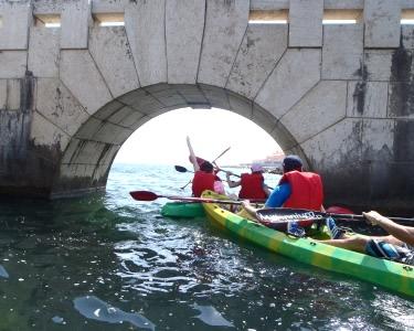 Rota dos Fortes by Kayak   2 Pessoas - 1h30   Bork You