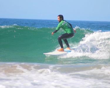 Aula de Surf | 1 Pessoa - 1h | Caparica Surf Academy