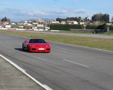 1 Volta de Ferrari em Circuito | Autódromo de Braga