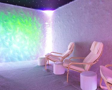 Sessão de Haloterapia | 2 Pessoas - 40 Min. | Halocare