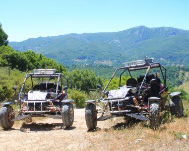 Kartcross na Arrábida | 2 Pessoas - 4h | Kartarrabida