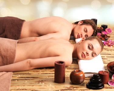 Amour-Amour Massage & Bombons | 2 Pessoas - 50 Min. | MS Terapias & Estética
