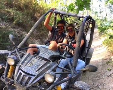 Passeio de Buggy | 2 Pessoas - 1h | Oporto Buggy Adventure