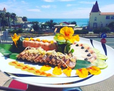 40 Peças Tradicional ou Fusão | 2 Pessoas | Pé na Poça Sushi Lounge