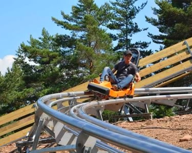Alpine Coaster para 2