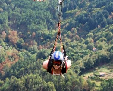 Fantasticable + Alpine Coaster | 2 Pessoas - 1h30 | Pena Aventura Park
