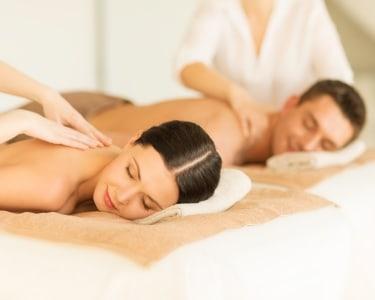 Massagem Anti-Stress | 2 Pessoas - 1h15 | Spa Amazónia