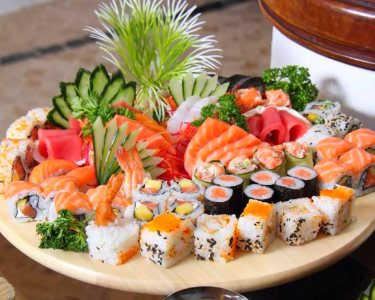 Combinado 44 Peças | 2 Pessoas | Supremo Sushi
