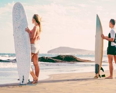 Aulas de Surf para 2