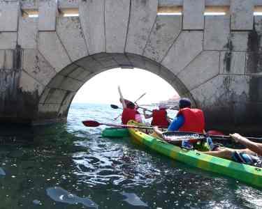 A Rota dos Fortes by Kayak para 2