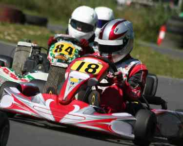 Karting 270cc no Kartódromo Évora