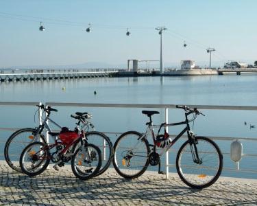 Lisbon by Bike | 2 Pessoas - 1h30 | Bork You