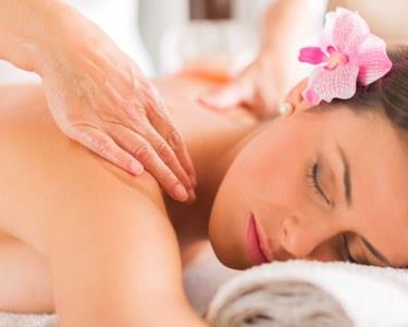Esfoliação e Massagem a 2 | B-Sense