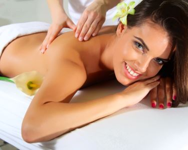 Massagem Relax com Óleos Essenciais | Rosa Cunha Day Spa