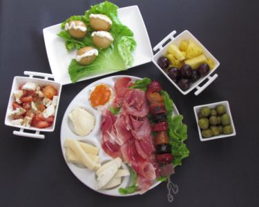 Gallassa Café | Jantar Tradicional