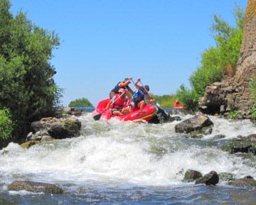 Rafting Guadiana para 2 pessoas   Serpa