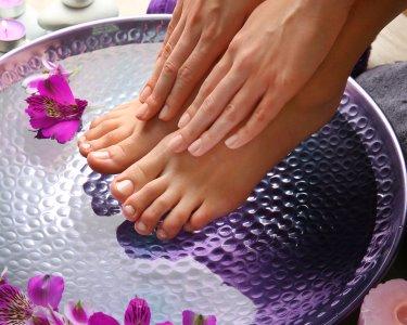 Sessão de Ionic Detox Foot Spa para 2 | Charneca da Caparica