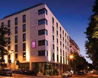 Hotel Neya | Estadia de 1 Noite com Jantar