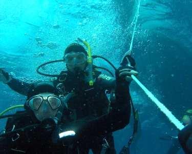 Baptismo de Mergulho no Mar e Viagem de Barco às Berlengas