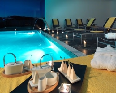 SPA e Massagem | Água Hotels