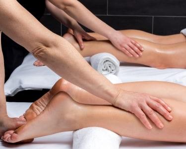 Massagem Alana para 2 | Relax, Terapêutica e com Reflexologia Podal