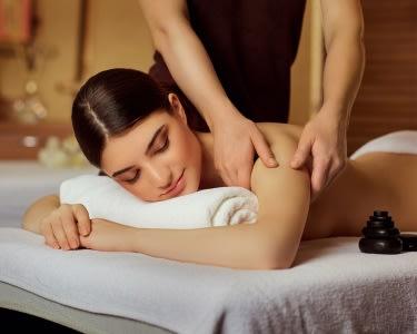 Massagem Express e Duche Escocês para 2   Animacorpus Spa & Health Club