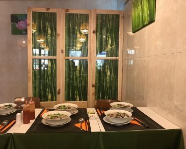 Restaurante Bambu   Experiência Vietnamita