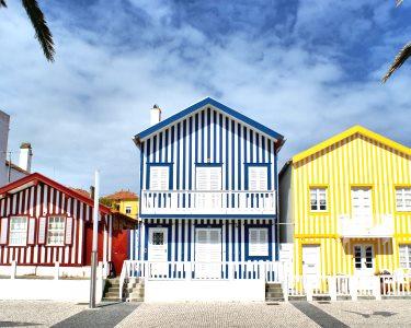 City Tour Aveiro e Praias em Carrinha Monovolume