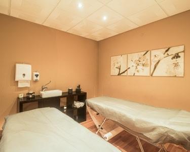 Massagem e Limpeza a 2 | B-Sense