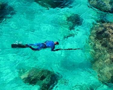 Caça Submarina a 2   Caparica Diving - Seixal