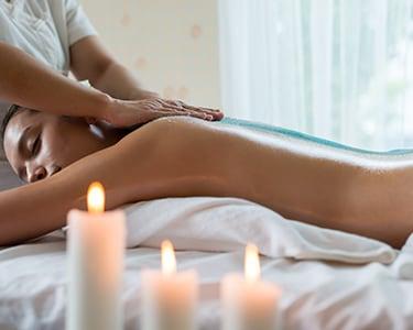 Massagem Relax com Óleos Essenciais | Braga