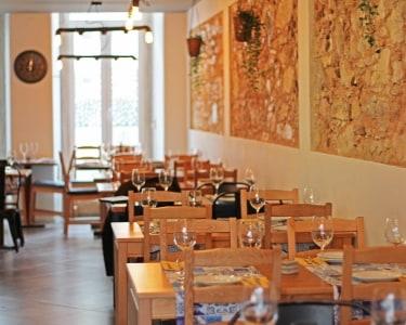 Cozy Restaurante | Risotto ou Bife à Portuguesa