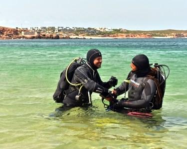 Discover Scuba Diving - Iniciação ao Mergulho no Mar