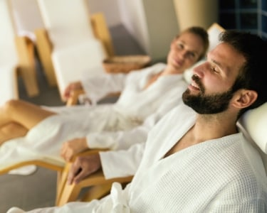 Hidroterapia e Shiatsu Chair Massage a 2 | Spa Adão e Eva - Eden Resort Algarve