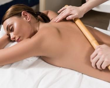 Massagem com Bambu | Espaço HL