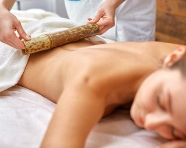 Massagem com Bambu | Espaço RB