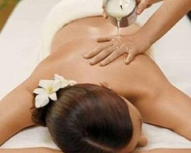 Massagem Velas a 2 | Essência do Oriente