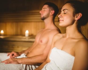 Massagem Relax e Circuito Spa para 2   Golden Sense Spa