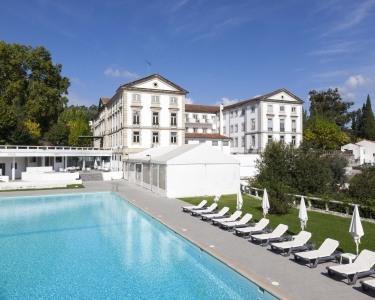 Grande Hotel Caldas da Felgueira | Estadia de 1 Noite Romântica com Jantar