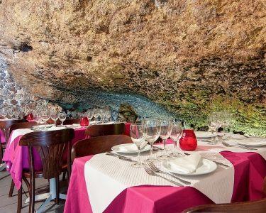 Jantar Romântico | 2 Pessoas | Gruta do Paraíso