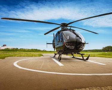 Passeio de Helicóptero a 2